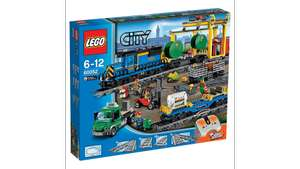 LEGO City Cargo Train 60052 £107.99 @ Tesco