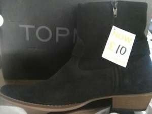 Topman - Mens boots clearance £10 (Leamington Spa)