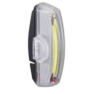 Cateye Rapid X USB rechargable Front bike Light with free delivery £12.99 @ probikekit