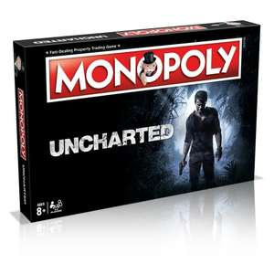 Uncharted: Monopoly £17.99 Delivered @ Merchoid
