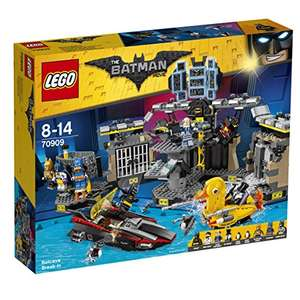 LEGO 70909 Batman Batcave Break-in Building Toy  £73.99 Amazon.co.uk