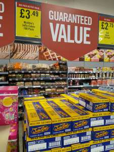 Box of 100 Jaffa Cakes for £3.49 @ Iceland Food Warehouse!