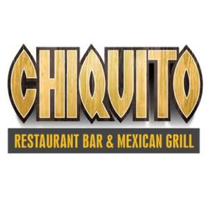 Chiquitos 50% off mains menu
