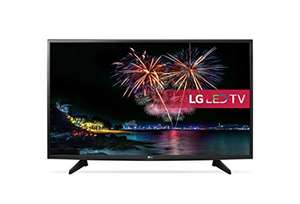LG 43LJ515V 43 inch LED TV with Freeview (2017 Model) [Energy Class A+] - was £319 now £249.99 @ Amazon.