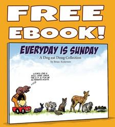 Free Dog Eat Doug comic strip ebook (think Calvin & Hobbes meets Peanuts)