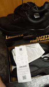 Dunlop safety shoes from £25 down to £3 instore @ Deichmann (West London)