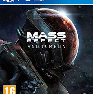 Mass Effect: Andromeda Standard Recruit Edition for PS4 £7.11 from PlayStation US PSN Store