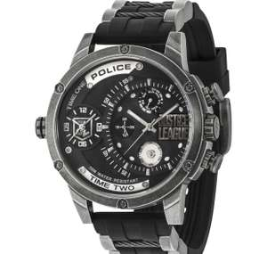 Justice League Police Watch £99.00 @ Watches 2 U
