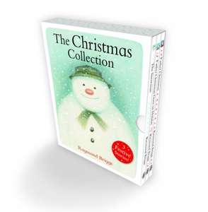 Raymond Briggs: The Christmas Collection (Hardback) Father Christmas / Father Christmas Goes on Holiday / The Snowman £4.49 with Free C&C @ WH Smith