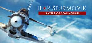 1C-777 sale - e.g. Il2 Sturmovik Battle of Stalingrad £19.99 (50% off) - steam