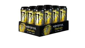 Monster Rehab Energy Drink Can 500 ml (Pack of 12) £9 Prime £12.99 Non Prime AMAZON