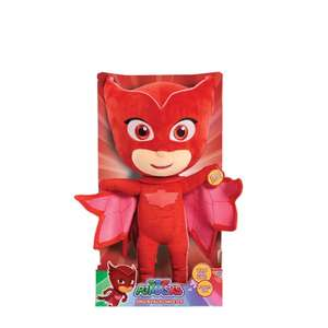 PJ Masks Owlette Plush £13.99 Prime Exclusive @ Amazon