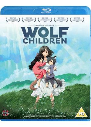 Wolf Children (Blu-ray) £7.99 delivered @ Base