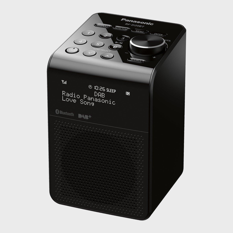 Panasonic DAB/DAB+/FM Radio with Bluetooth streaming RFD20BTEBK £39.98 @ CPC