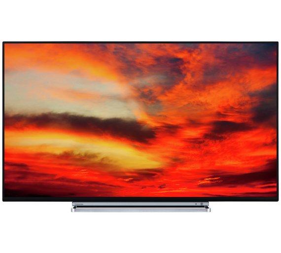 Toshiba 43V6763DB  4k UHDTV with HDR £429 @ Argos