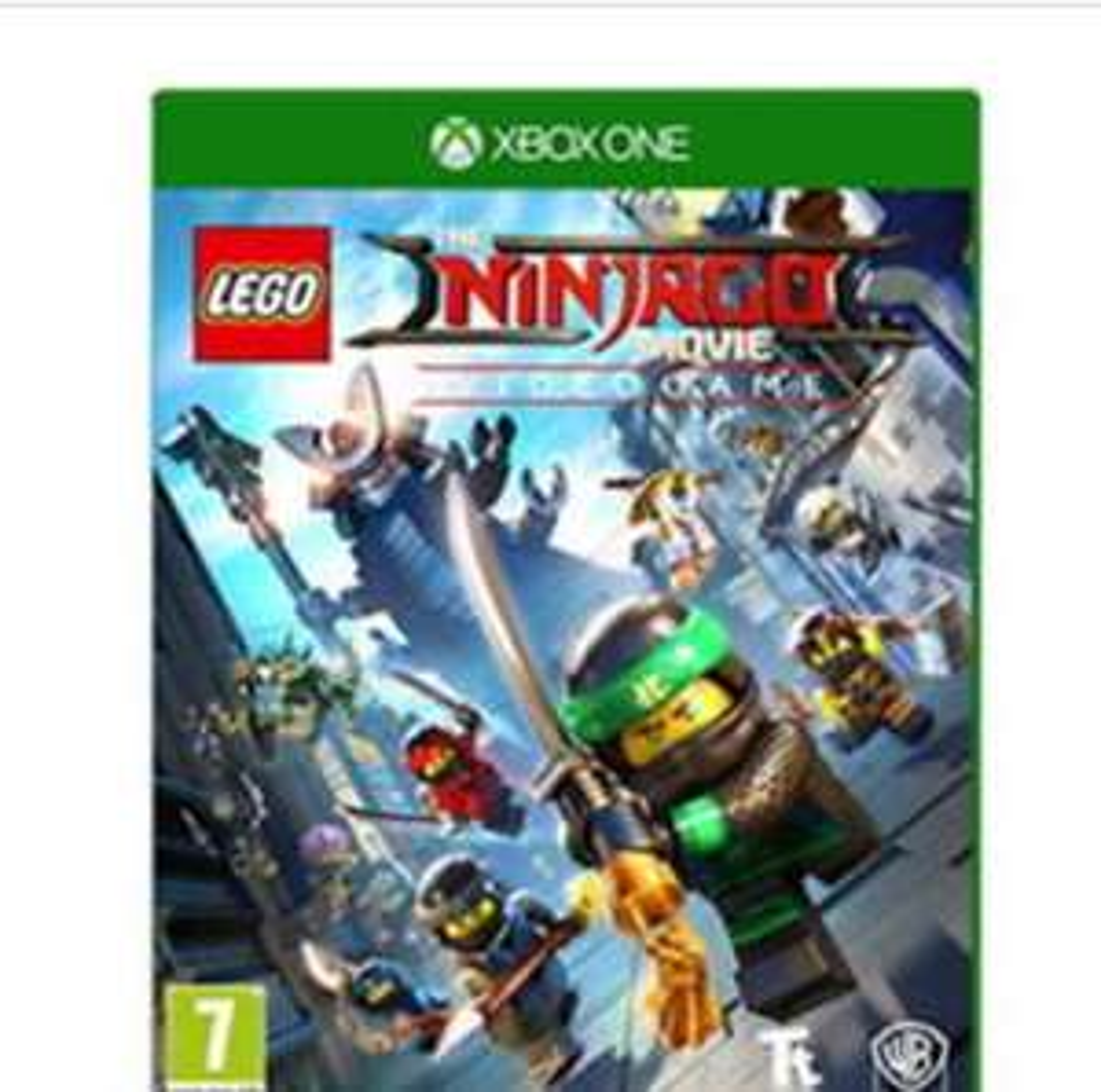 LEGO The Ninjago Movie (Xbox One) , new £17.85 @base