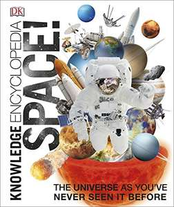 Knowledge Encyclopedia Space Sold by Amazon £3.49 prime, £6.48 non prime
