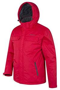 Mountain warehouse ski jacket size XS in Red was £79.99 now £19.99 C+C @ Tesco Direct (sold by Mountain Warehouse)