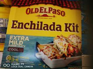 Old el paso enchilada kit - £1 @ Heron Foods