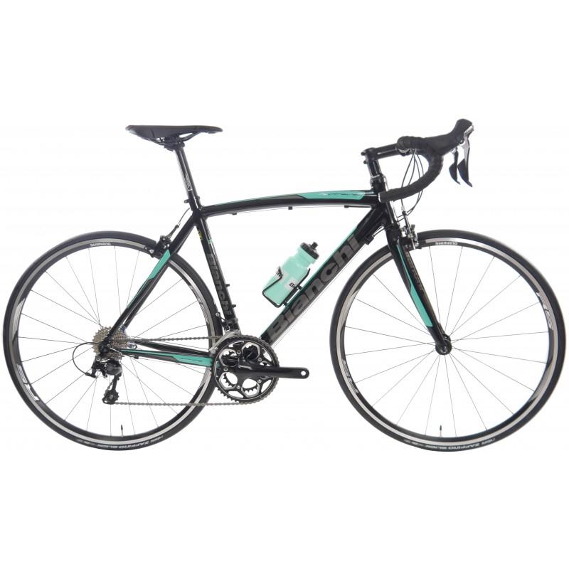 Bianchi 2017 Via Nirone 7 105 Mens Road Bike £749 @ Start Fitness