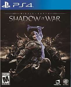 Middle-Earth: Shadow of War [PS4] £24.75 @ Amazon