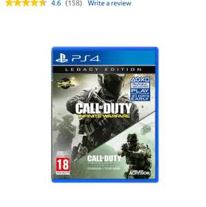 Call Of Duty Legacy Edition PS4 back in stock online @ Tesco - £10