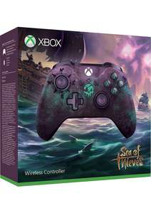 Sea of Thieves Xbox One wireless controller £54.85 at Simply Games