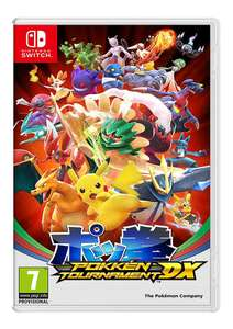 Pokken Tournament DX on Nintendo Switch - £39.85 @ SimplyGames