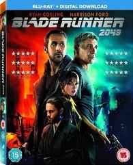 Blade Runner 2049 Blu-Ray £11.25 @ Sainburys in-store