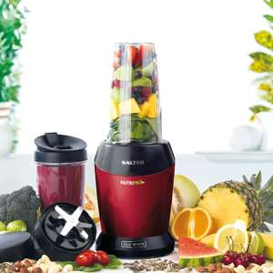 Salter Nutri Pro 1200W Blender Red/Silver @ Robert Dyas Store collection - £29.74