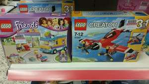 Lego for girls and boys in Leicester Boots gallowtree gate store  - £8/£9