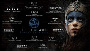 PC :- Hellblade: Senua's Sacrifice (GOG Russia £6.60) (GOG UK 25 % off £26.29)Full English Audio + Text ** VPN required for Russia Ordering Only - Not needing during game play or updates