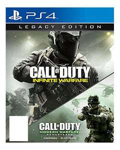 Call of duty infinite warfare legacy edition NEW (PS4) - £8.49 @ 5uyitcheaper eBay