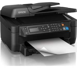 Epson Workforce WF-2750 all-in-one printer £53.91 with code at Currys
