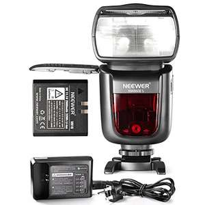 NEEWER / GODOX 860II-S 860II-C 860II-F TTL HSS Flash for 89.99-94.49 @ Sold by GrandTrading UK and Fulfilled by Amazon