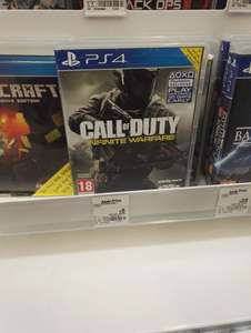 Call of Duty: Infinite Warfare on PS4 £5 @ ASDA Bradford