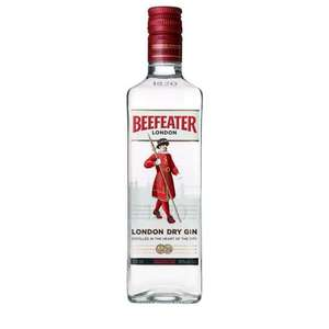 Beefeater London Dry Gin 70Cl £14 in Sainsburys