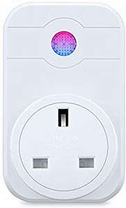 WiFi Plug , Alexa Google Home Smart Plug Remote Control Plug Wireless Timer Switch Control by Smartphone WiFi Socket  £10 Prime £13.99 delivered Sold by M A phone and Fulfilled by Amazon.