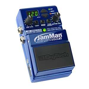 Digitech Jamman Solo XT Guitar Looper Pedal  £80.96 @ Amazon