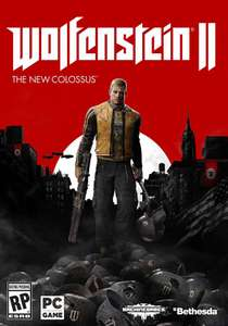 Wolfenstein II: The New Colossus PC ( £13.29 with cdkeys fbook 5% code )