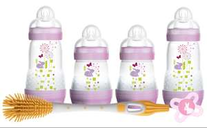 Mam newborn feeding set in 3 colours asda in store reduced to £12