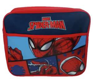 Marvel Spiderman Messenger Bag was £12.99 now £4.99 @ Argos