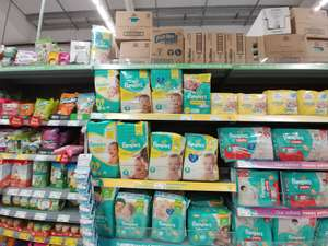 Pampers from £4 instore @ Asda