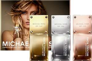 Michael Kors Gold Collection Gift Set 3x30ml EDP £31.88 @ Escentual