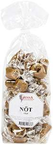 Grenna Polkagriskokeri Nut Toffees in Cellophane Bag 300 g (Pack of 4) £3.87 @ Amazon