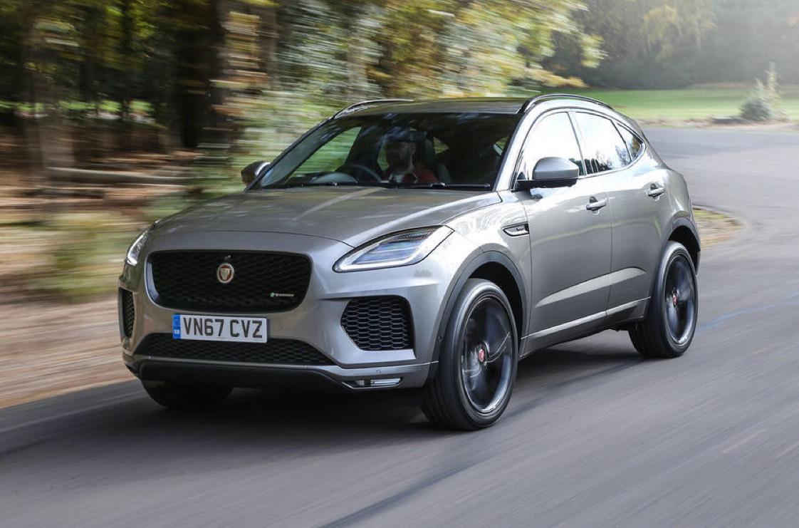 Jaguar e-pace car lease starts at Monthly Payment £233.00 inc VAT Initial Payment: £2,097.04 inc VAT 48m  5000 miles  £13,048.04 @ SelectCarLeasing