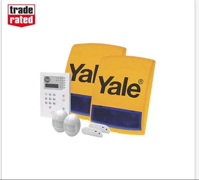 Yale Premium Wireless Alarm Kit - £129.99 @ Screwfix