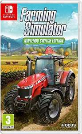 Farming Simulator (Nintendo Switch) £23.99 delivered @amazon