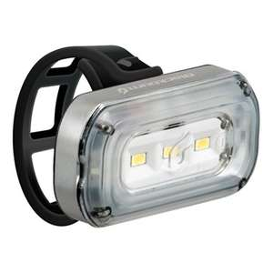 Fantastic USB rechargeable front cycle light - 68% off £7.49 @ Tredz