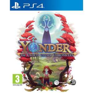 Yonder: The Cloud Catcher Chronicles (PS4) £12.34 Delivered (Usind Code) @ MyMemory